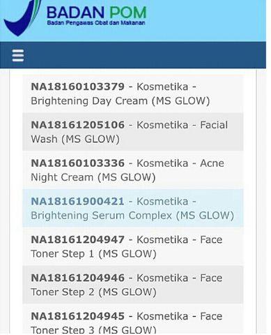 Skincare terbaik untuk memutihkan wajah