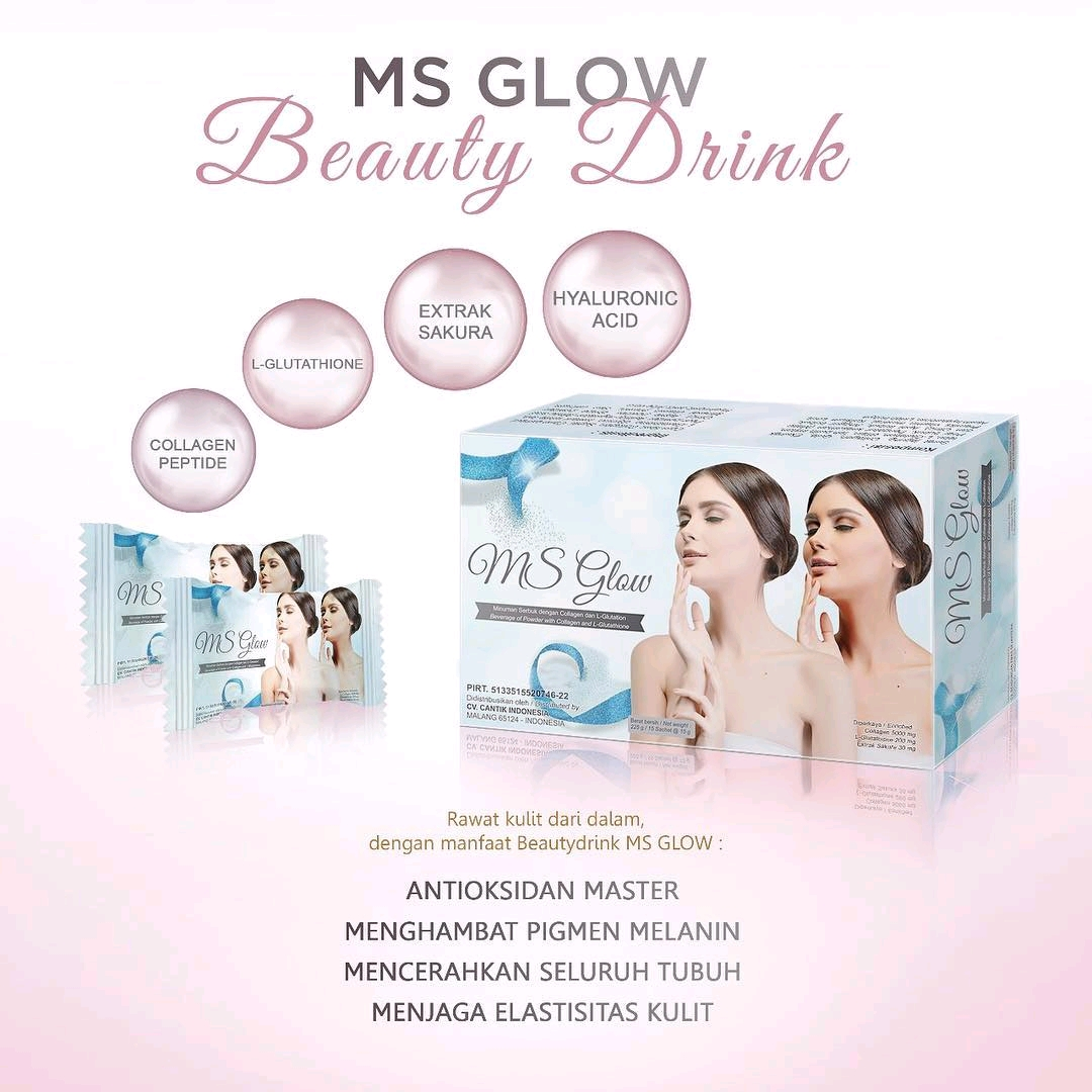 Ms Glow Beauty Drink