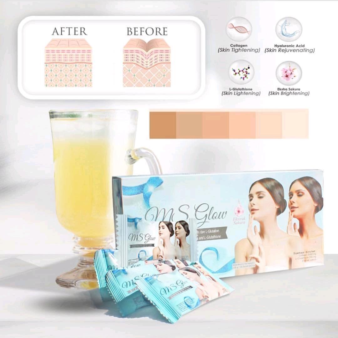 Efek Pemakaian Beauty Drink