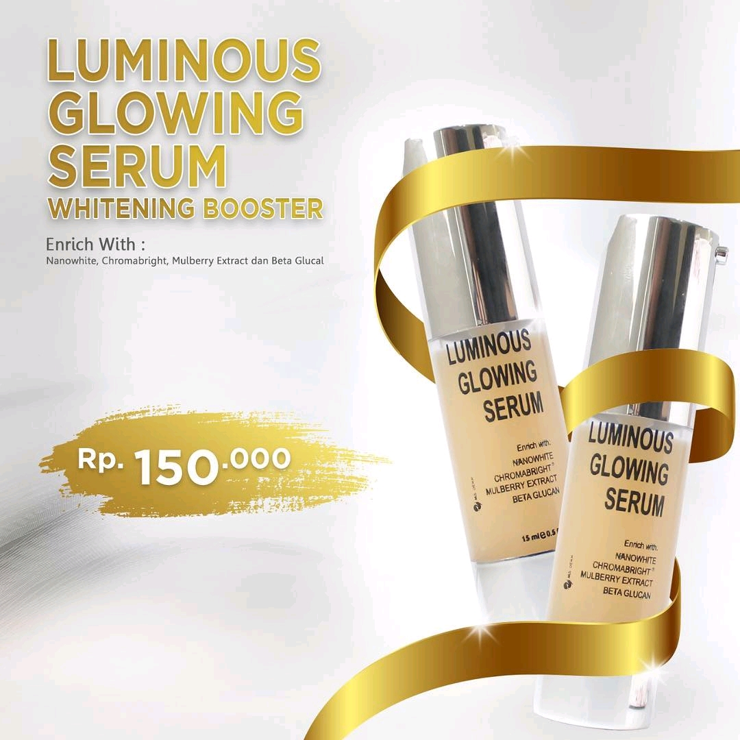 Harga Ms Glow Luminous Serum