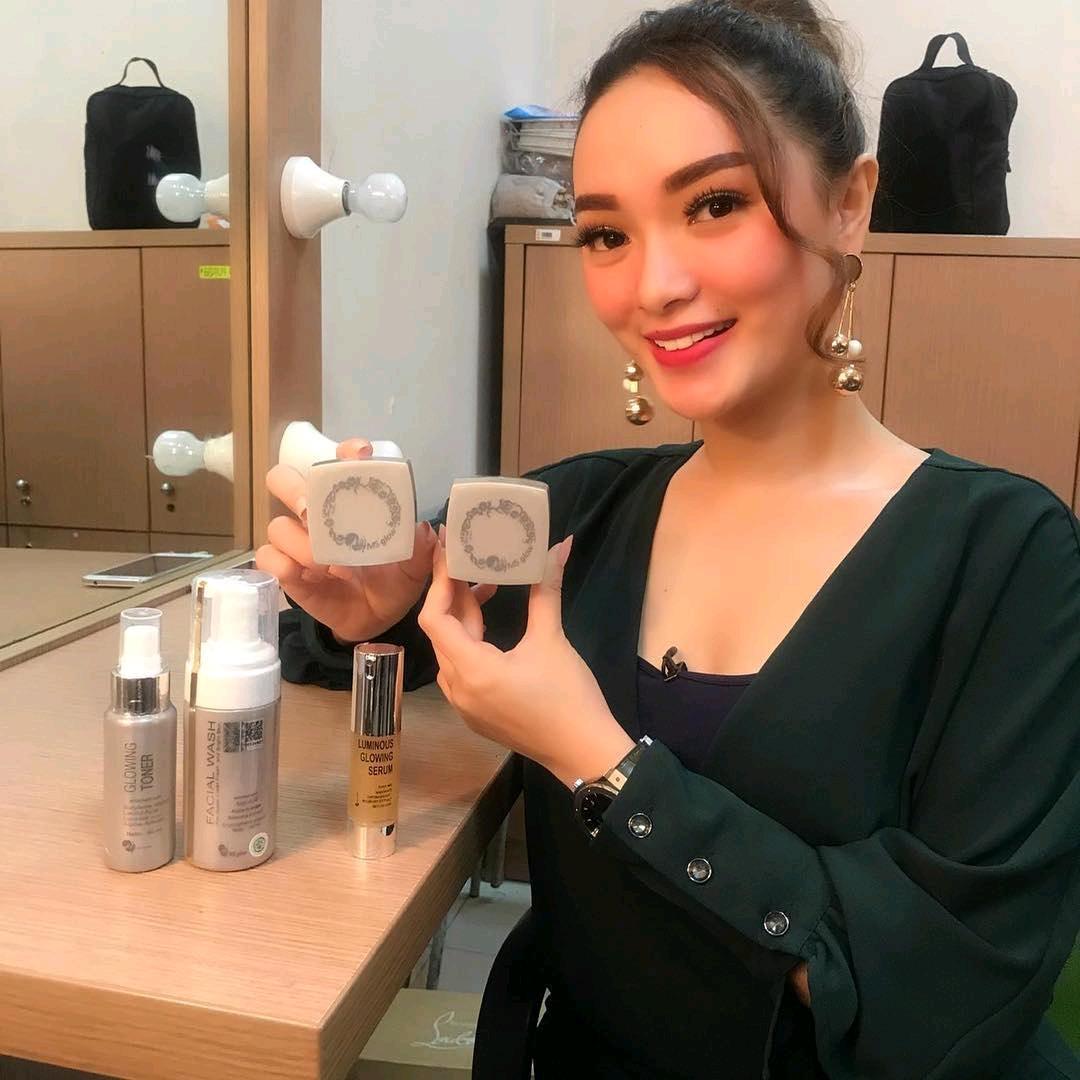 MS Glow Skincare Perawatan Artis Kota