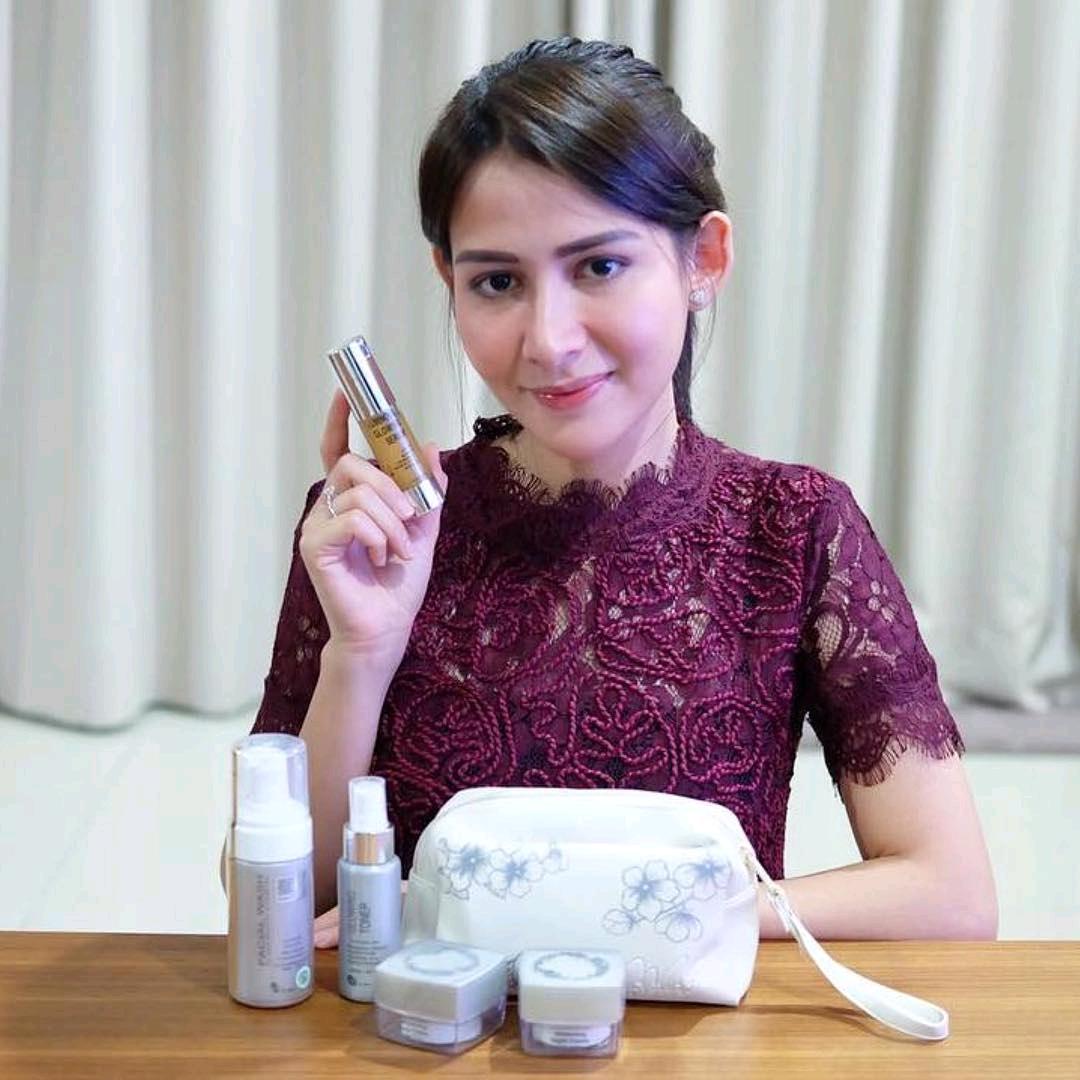 Artis Yang Merasakan Manfaat Ms Glow