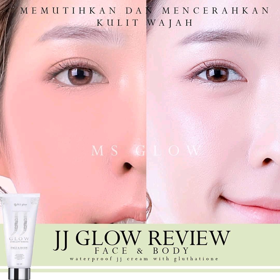 Manfaat Pemakaian Jj Glow Ms Glow