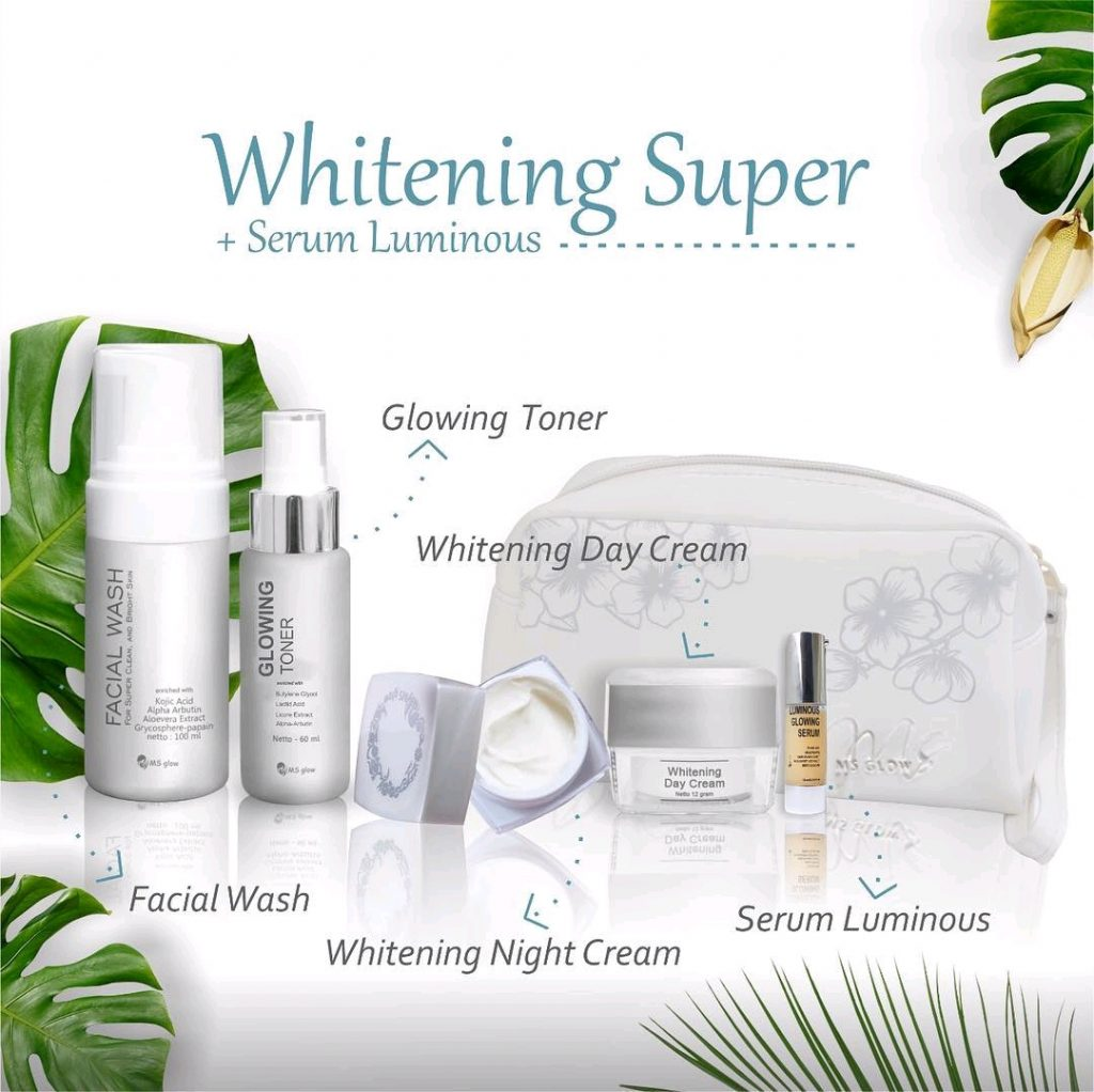 Whitening Super MS GLOW