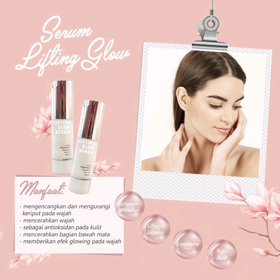 Manfaat Serum Lifting Ms Glow