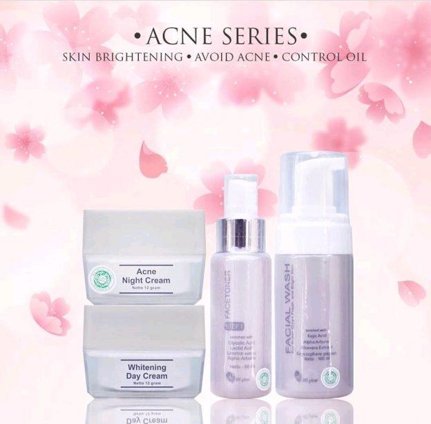 Kemasan Baru Ms Glow Acne Series