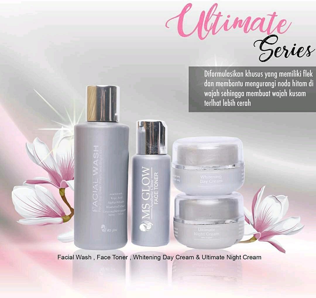 Paket MS Glow UltimateFlek