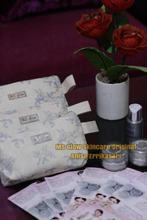 distributor pusat ms glow skin care original