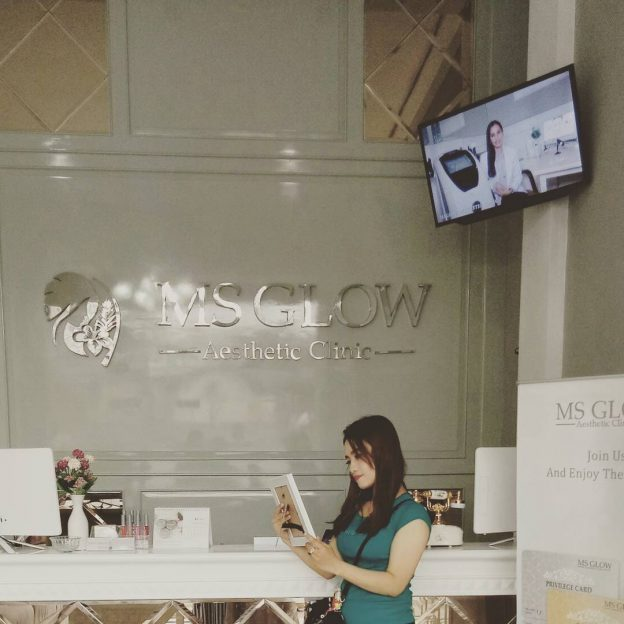 ms glow aesthetic clinic