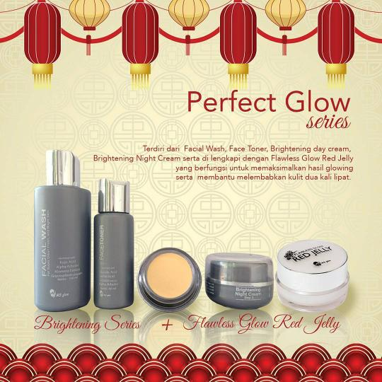 ms glow perfect series
