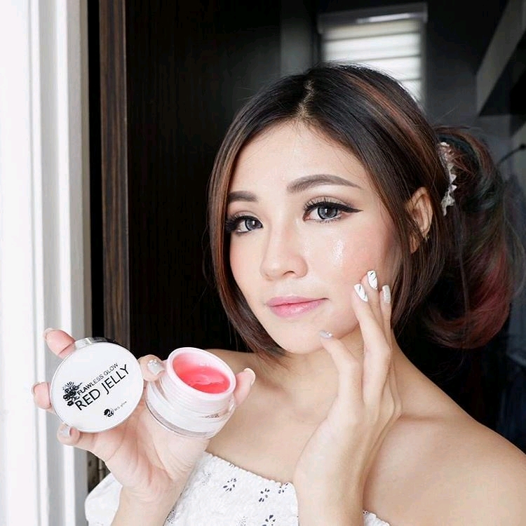 red jelly ms glow beauty