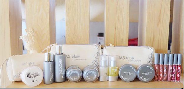 produk dan list harga ms glow original