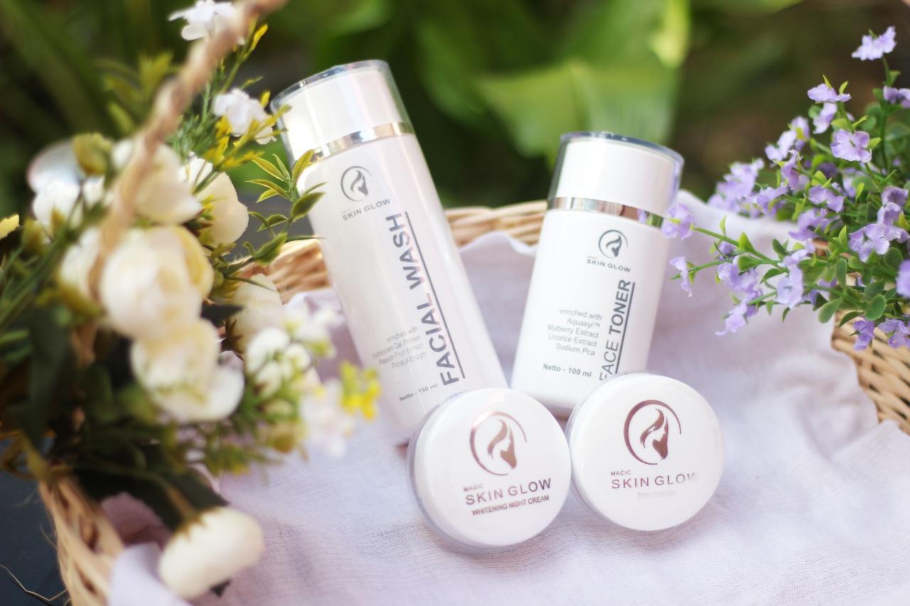1 Paket Whitening Skin Glow Original