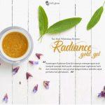 Testimoni Pemakaian Radiance Gold Gel Ms Glow Skincare, Yakin Gak Mau Pakai ?