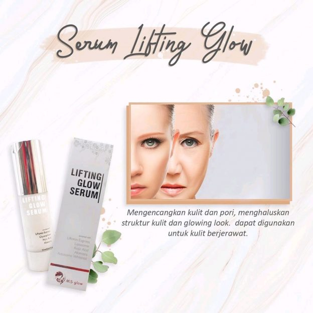 Lifting Serum Ms Glow