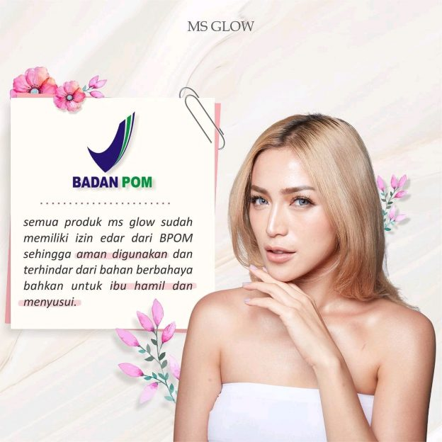 Jaminan Mutu Ms Glow Skincare Sudah BPOM