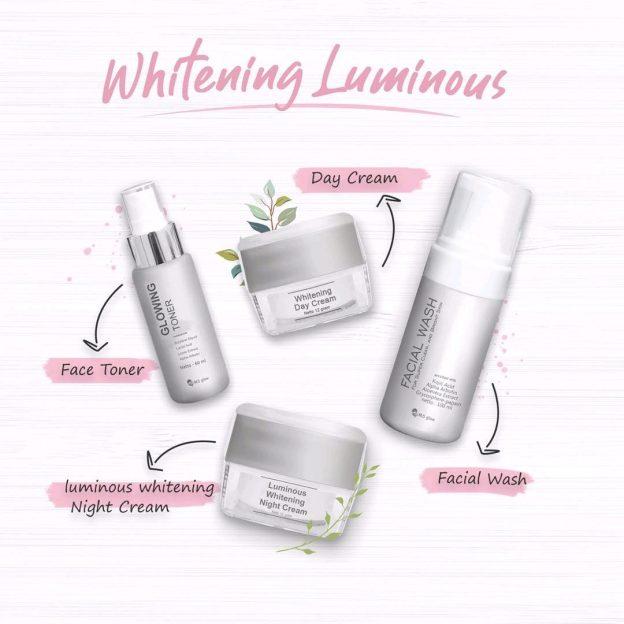 Whitening Lumonius Ms Glow