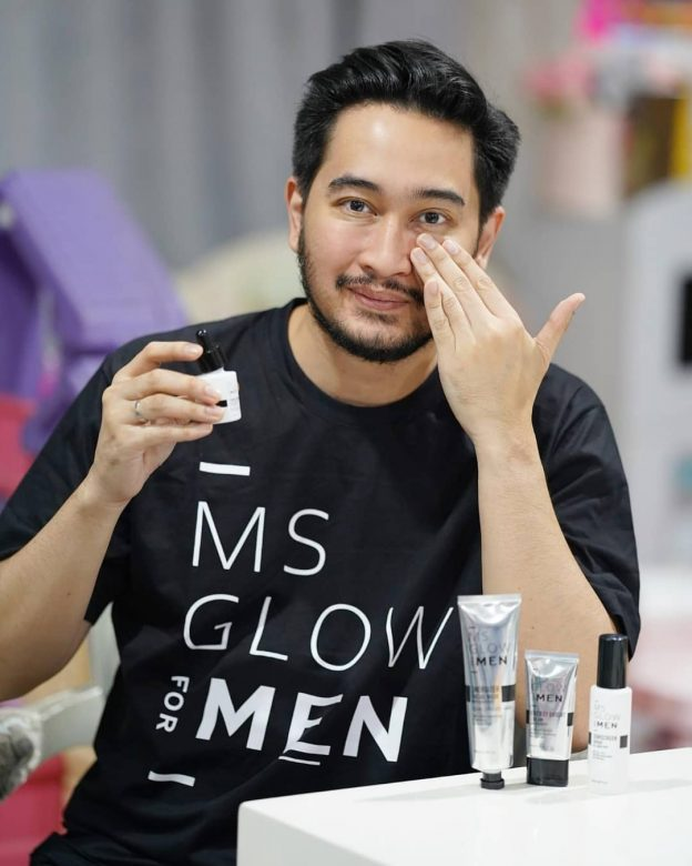 Ms glow For Man Skincare Khusus Pria